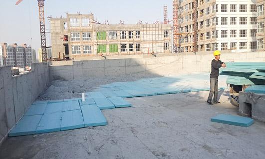 擠塑板安裝案例